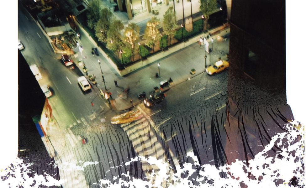 Fashion Ave New York